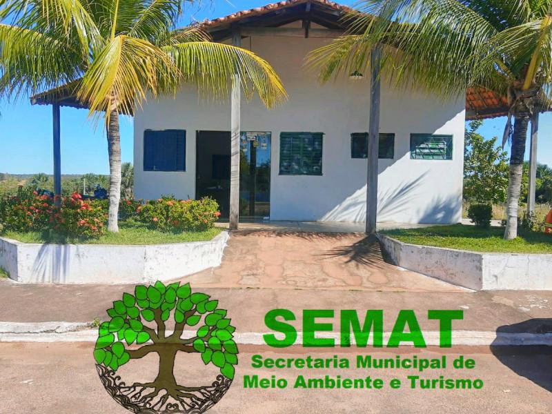Nova sede da secretaria Municipal de Meio Ambiente e Turismo